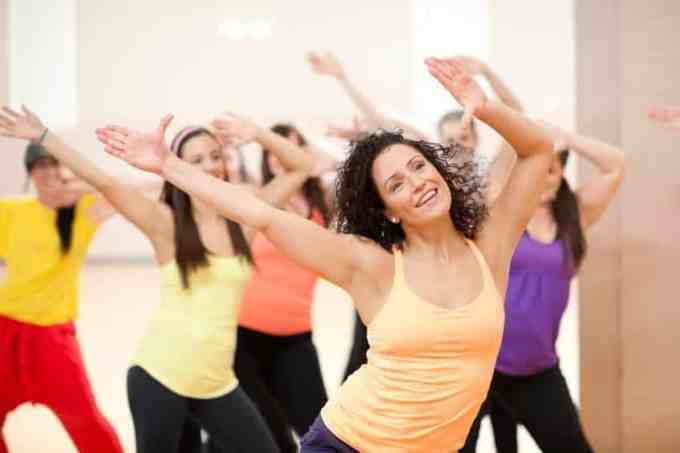 Fitness Zumba para perder peso