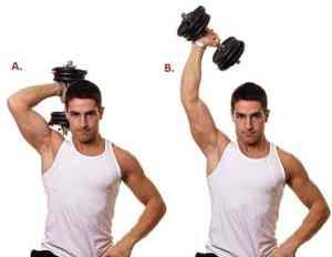 extension-vertical-para-entrenar-triceps-Rompecocos