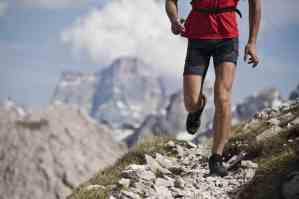 Entrenar las subidas en trail running