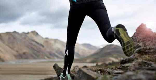 Estabilidad, agilidad en trail running