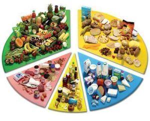 Dieta equilibrada de 3000 kcalorías con y sin Suplementos de proteínas