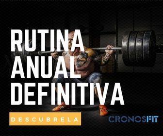 RUTINA ANUAL DEFINITIVA
