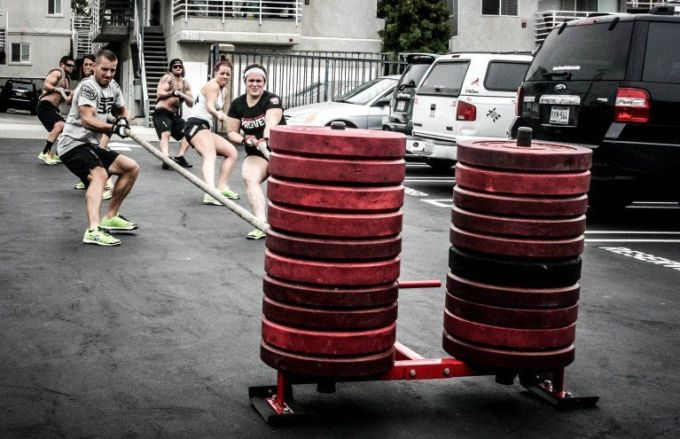 CrossFit-rope-battle