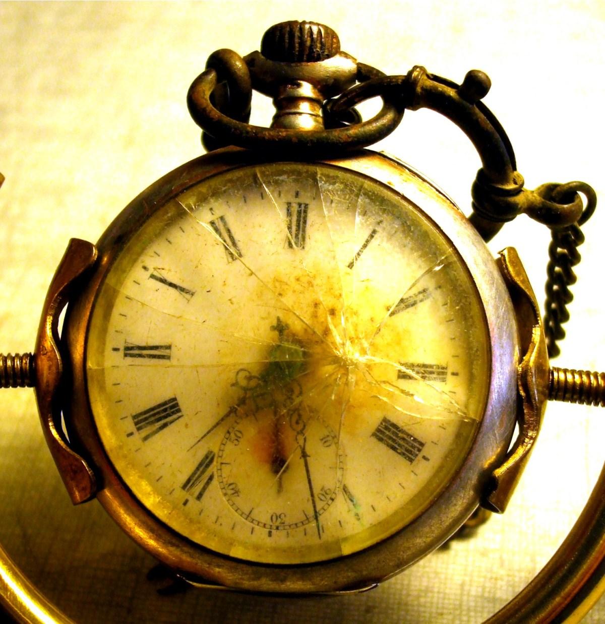 Edelweiss – vreckové hodinky