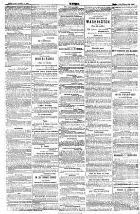 El Imparcial (Madrid), 15 de febrero de 1898, p. 2