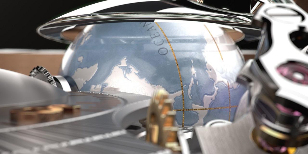 Girard-Perregaux: Tourbillon Planetarium Triaxial