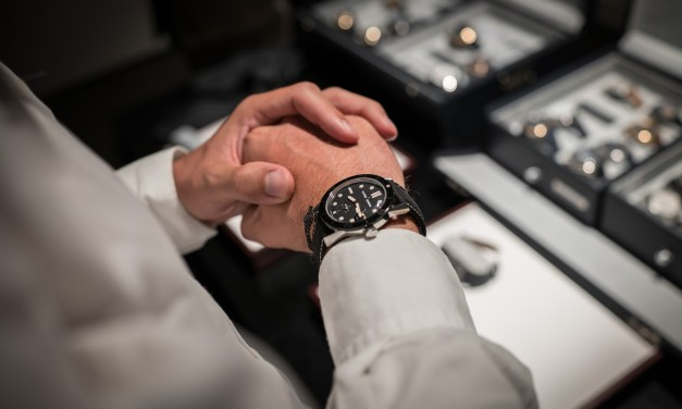 Afterwork with Ulysse Nardin