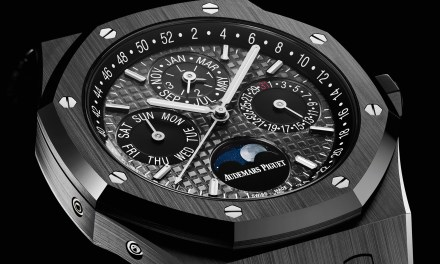 Audemars Piguet: Royal Oak Calendario Perpetuo