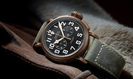 "Zenith ""the Pilot Extra Special Chronograph"""