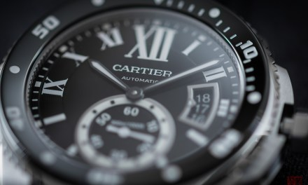 "Cartier ""Calibre Diver"""
