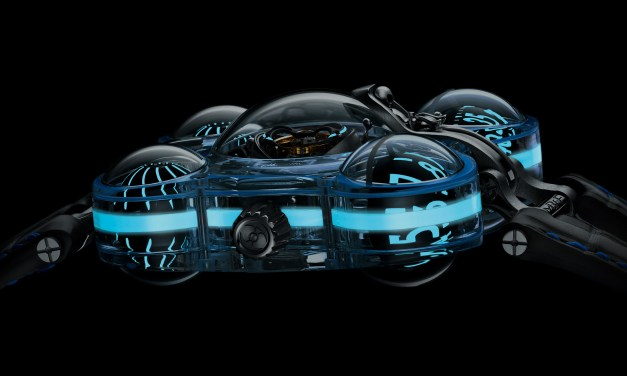 "MB&F Horological Machine N°6 ""Alien Nation"""