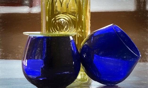 The Oil Tasting Glass