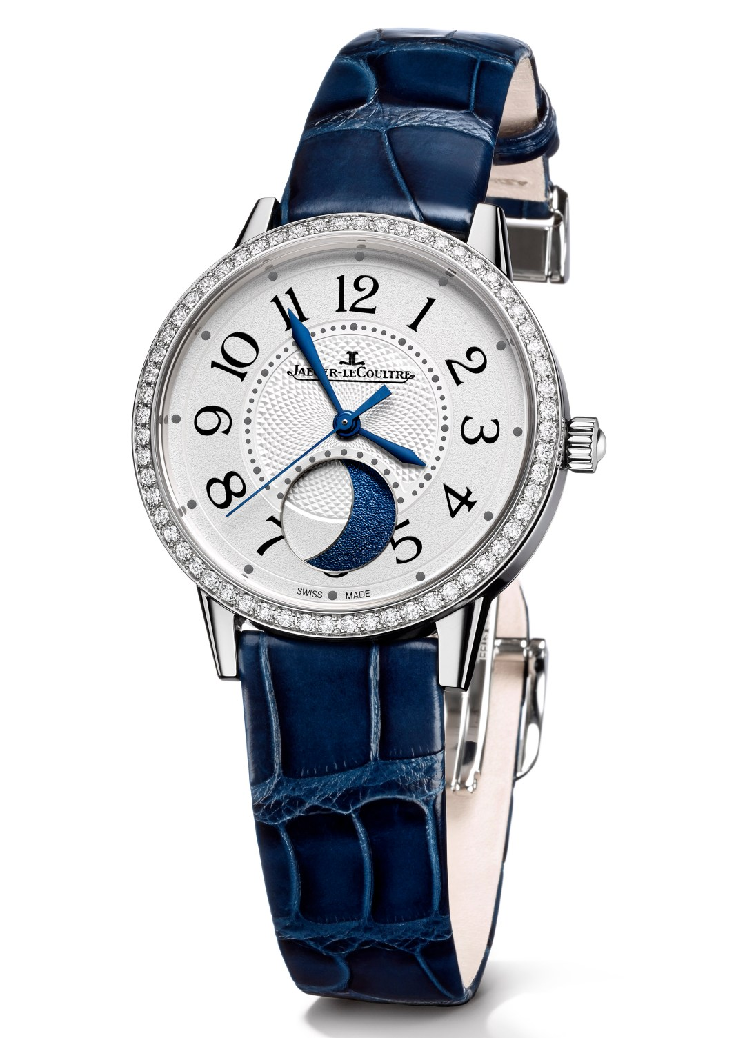 Jaeger-LeCoultre Rendez-Vous Moon Medium in steel copy