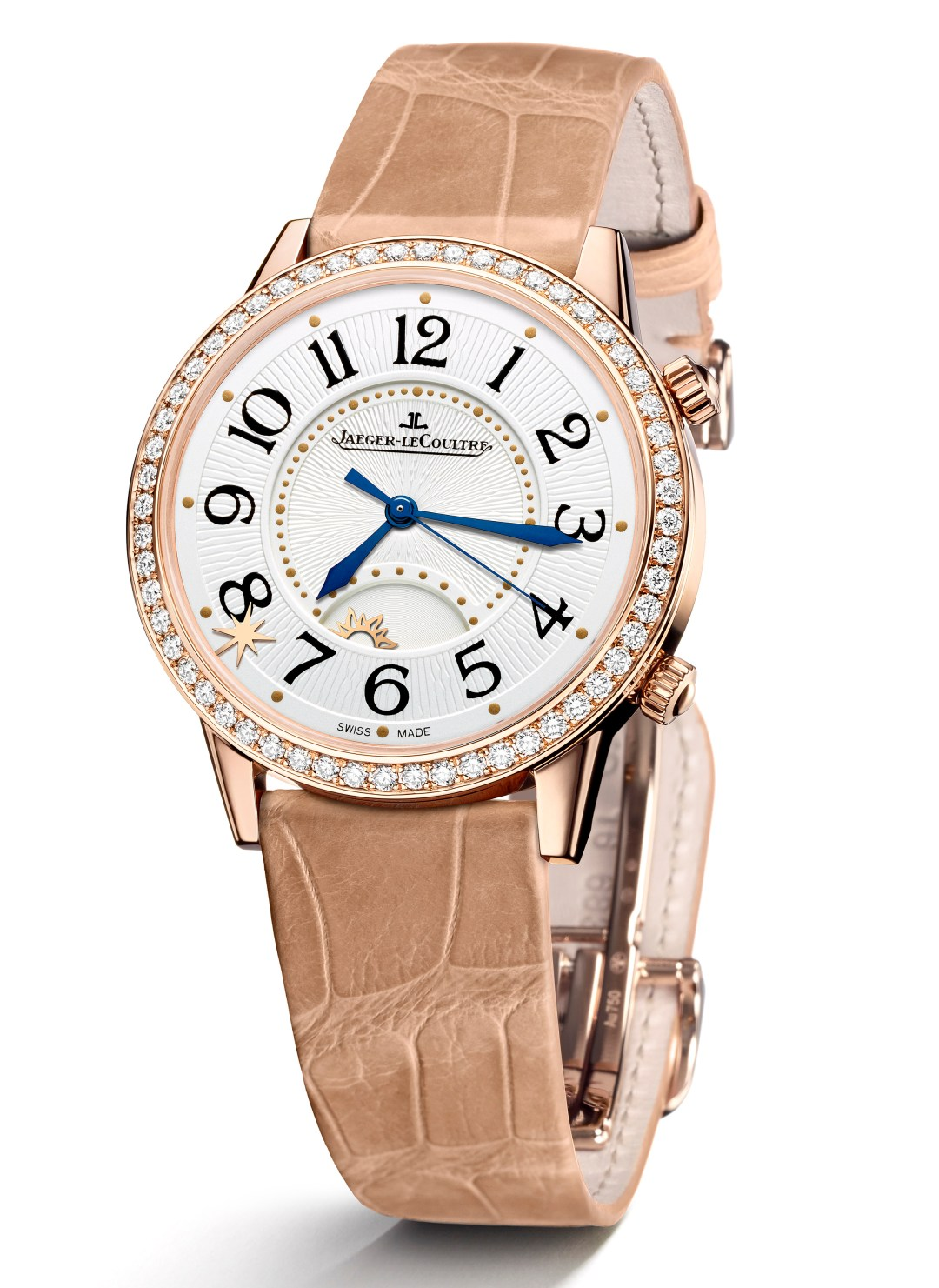 Jaeger-LeCoultre Rendez-Vous Sonatina Large in pink gold copy
