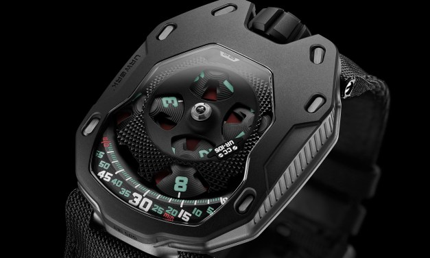 "PRESENTING: The URWERK ""UR-105 CC"" for CronotempVs Collectors"