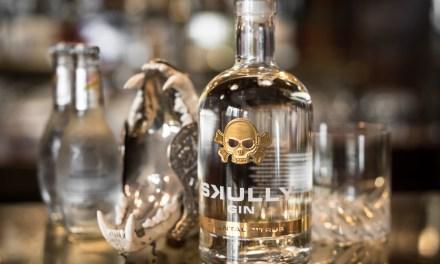 Skully Gin. Una ginebra Súper Premium