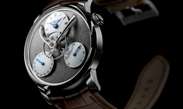 "MB & F ""LEGACY MACHINE SPLIT ESCAPEMENT"""
