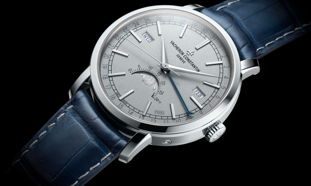 "Vacheron Constantin ""Traditionnelle complete calendar Collection Excellence Platine"""
