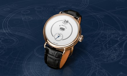 "IWC ""Tribute to Pallweber edicíon «150 YEARS»"""