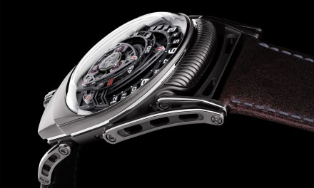 """MB & F and URWERK: Remembering """"Experiment ZR012"""""""