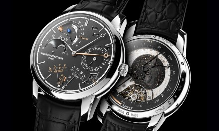 The Cabinotiers Celestia Astronomical Grand Complication 3600 wins!