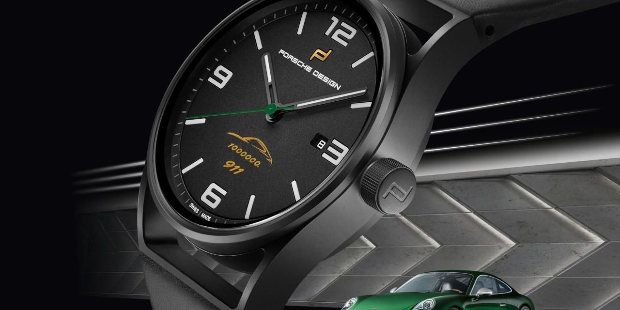 """Porsche Design """"1919 Datetimer one Millionth 911"""""""