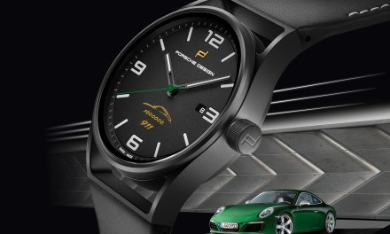 "Porsche Design ""1919 Datetimer one Millionth​ 911"""