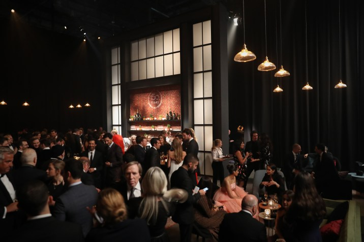 GENEVA, SWITZERLAND - JANUARY 16: General view at the IWC Schaffhausen Gala celebrating the Maisons 150th anniversary and the launch of its Jubilee Collection at the Salon International de la Haute Horlogerie (SIHH) on January 16, 2018 in Geneva, Switzerland. #IWC150 on January 16, 2018 in Geneva, Switzerland. (Photo by Chris Jackson/Getty Images for IWC)