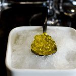 "EVOO CAVIAR, A VERY ""ROUND"" IDEA"