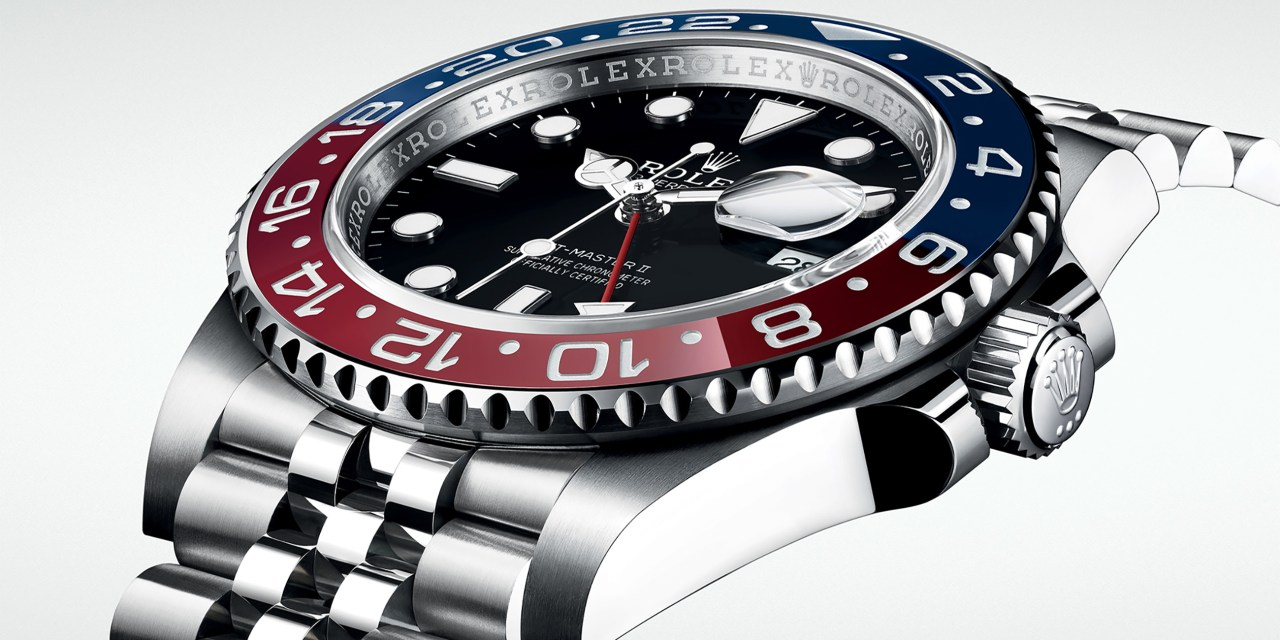 Rolex – OYSTER PERPETUAL GMT–MASTER II