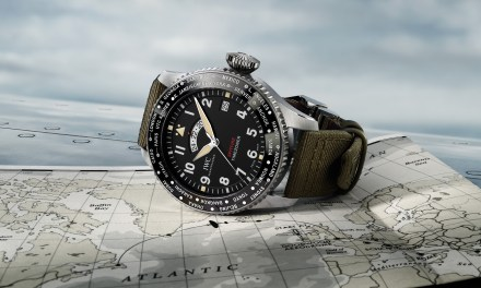 IWC Aviador Timezoner Spitfire Edición «The Longest Flight»