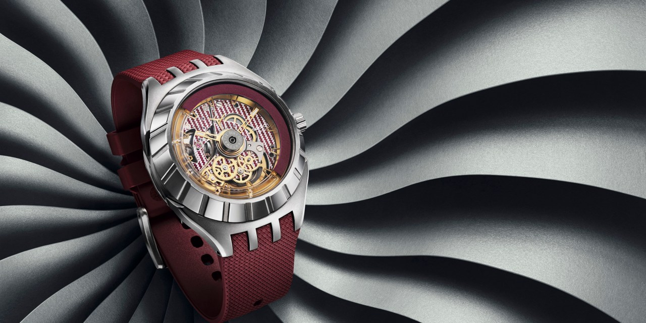 SWATCH FLYMAGIC: there's magic in this revolution.