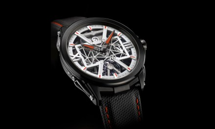 "Ulysse Nardin ""EXO-SKELETON X"" for ONLY WATCH AUCTION"
