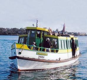 Ferries to Bundeena - Cronulla FerriesCronulla Ferries