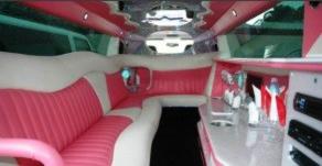 Hummer-Limo-Interior