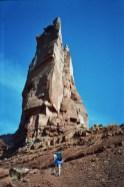 Kor Route, Castleton Tower, Moab, UT