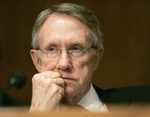 Crook Harry Reid