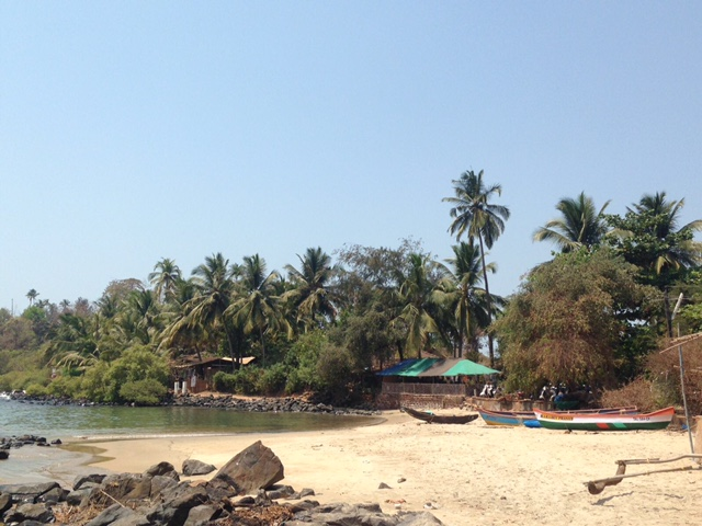 Patnem beach elena echave