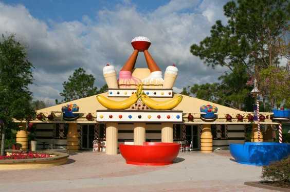 0350 Ice Cream Palace