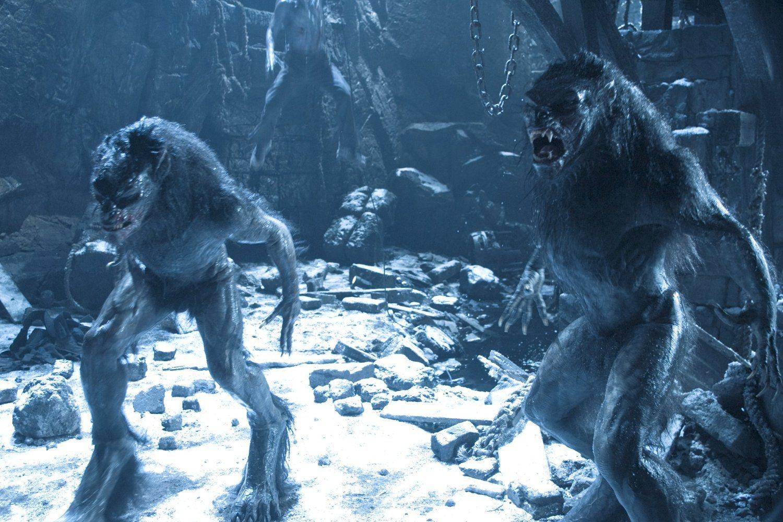 Underworld Evolution Werewolf Vampire Hybrid