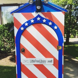 Little Free Library #3