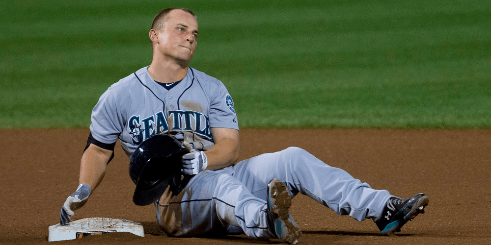 That look when you're a top 5 third-baseman and all anyone can talk about is your stupid little brother. (Photo by Keith Allison - CC/2.0)