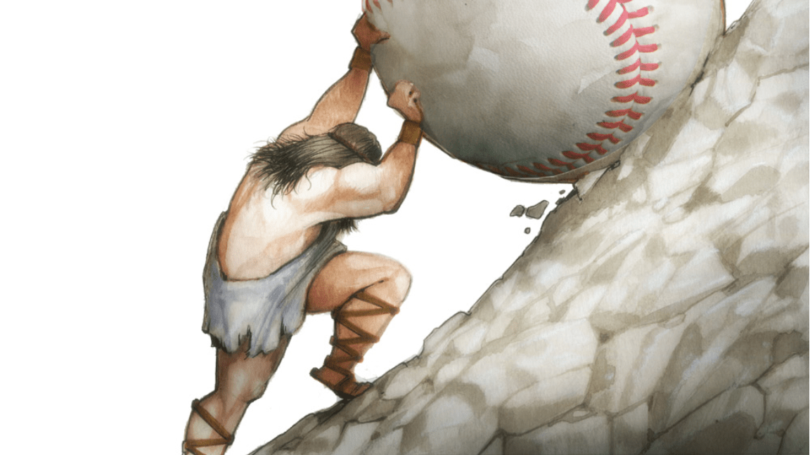 Baseball and Sisyphus: Repetition Brings Focus and Purpose
