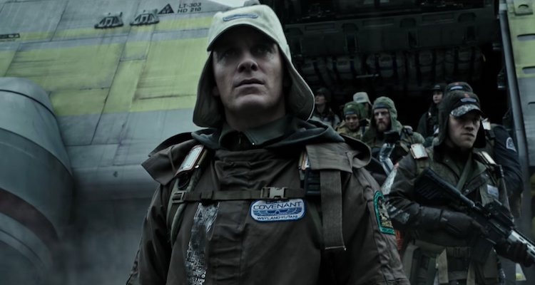 REVIEW: Great Ideas Lost in the Rehash of Alien: Covenant