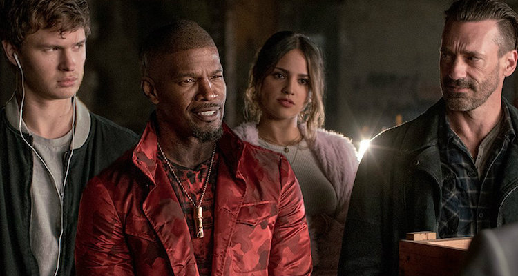 REVIEW: Baby Driver Is the Toe-Tapping Crime Musical of the Summer