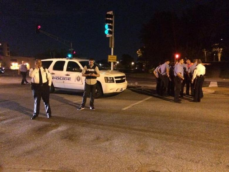 Another Police Shooting In St. Louis: White Cop, Black Victim (Updated)