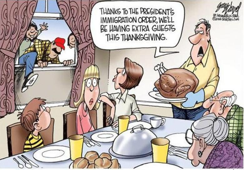 Wingnut Cartoonist At Indy Star Gets His Cartoon Yanked