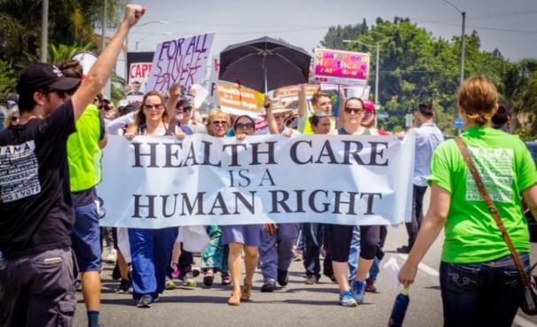 GOP Attacking Healthcare Again:  This Is War