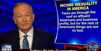 Bill O'Reilly: Pity The Poor Rich Man