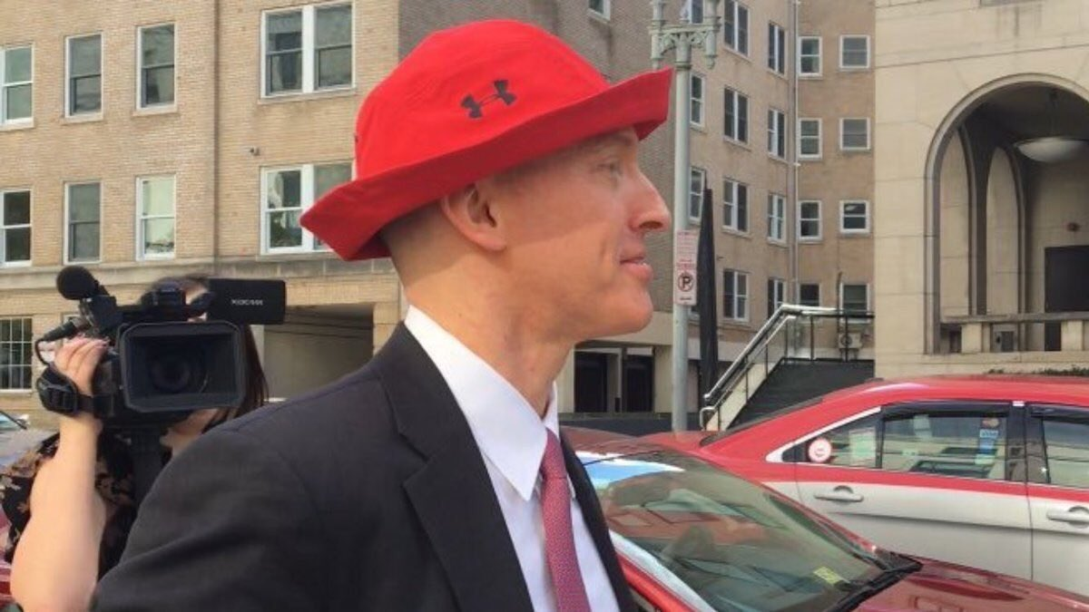Even The Trump Administration Thinks Carter Page Was A